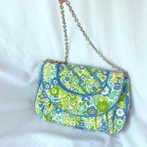 Vera Bradley Small Fabric Clutch Purse
